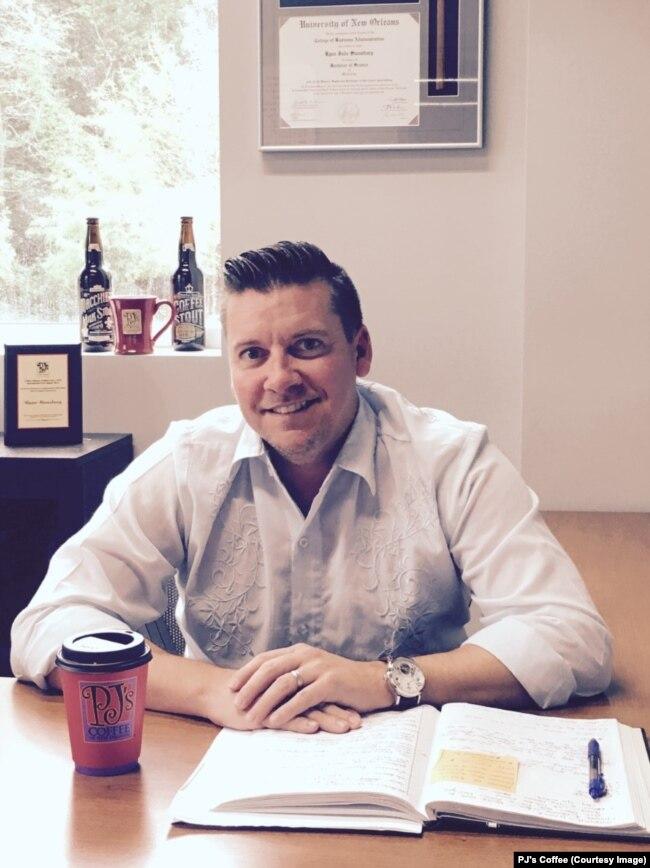 Ryan Stansbury,  Vice President of Franchise Development