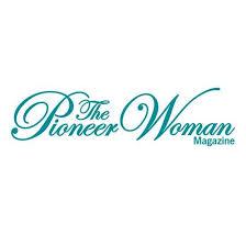 the pioneer women magazine