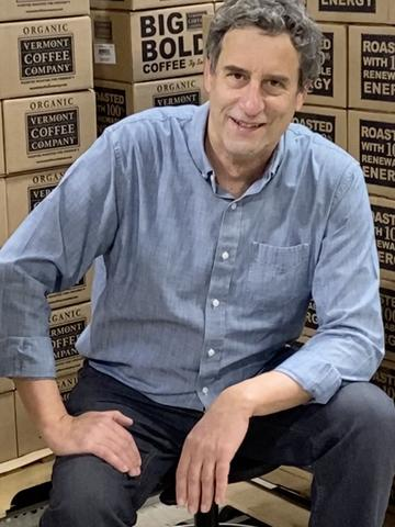 Paul Ralston, Founder of Vermont Coffee Compnay