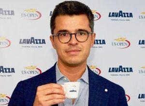 Davide Riboni, president & CEO BU Americas for Lavazza