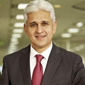 Mr. Rashid Qureshi, Chairman and CEO of Nestle GCR