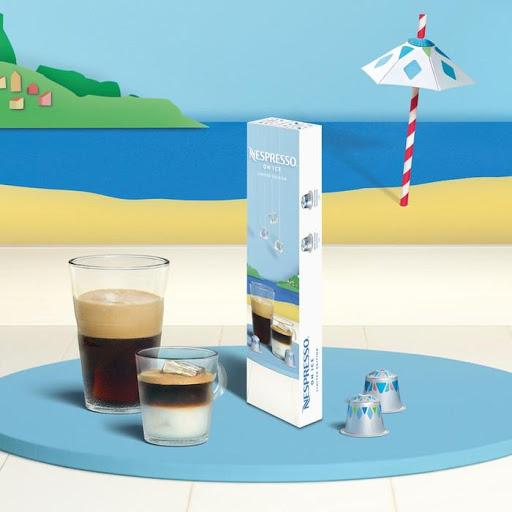 nespresso iced pack