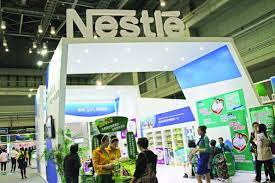 nestle in china expo 2021