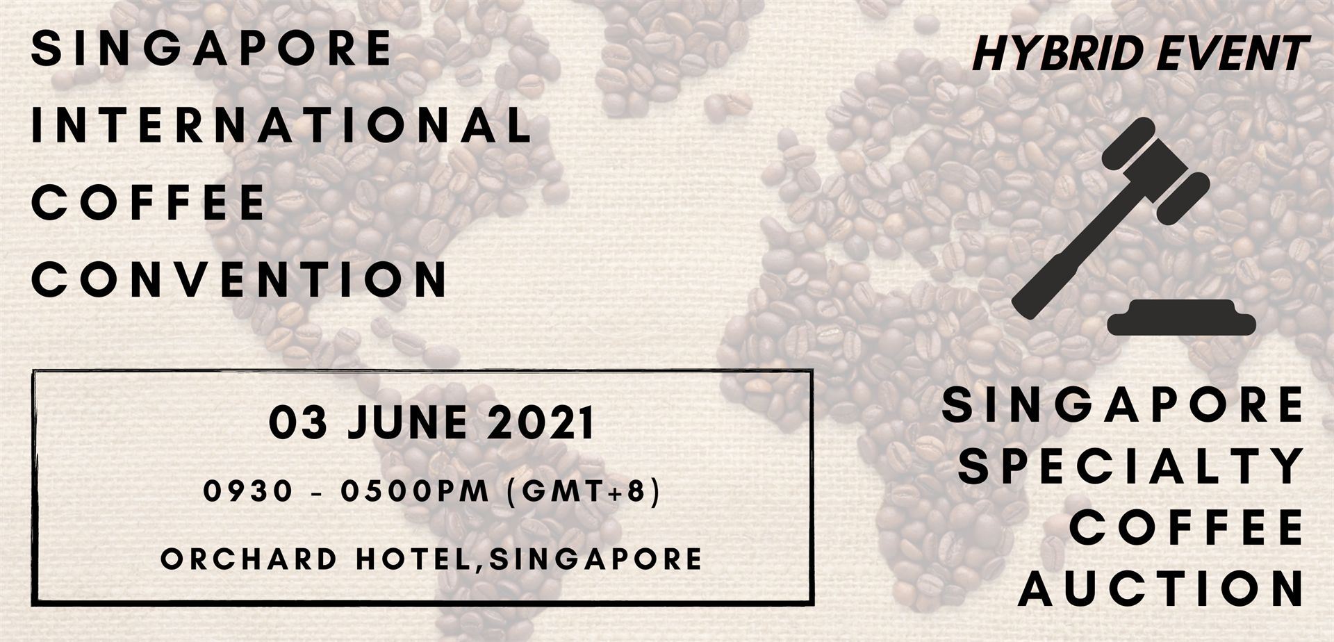 singapore coffee auction 2021