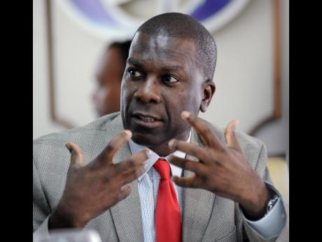Norman Grant, president of the Jamaica Coffee Exporters' Association