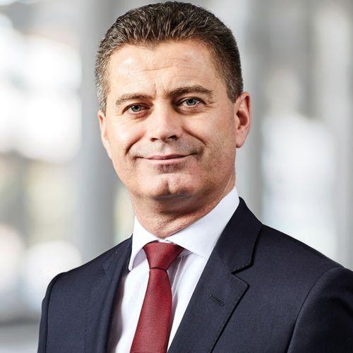 Coca-Cola HBC Chief Executive Zoran Bogdanovic