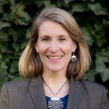 GCP Executive Director, Annette Pensel