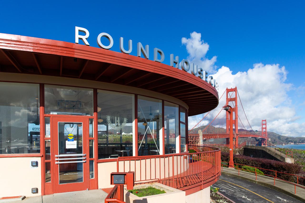 Round House Cafe