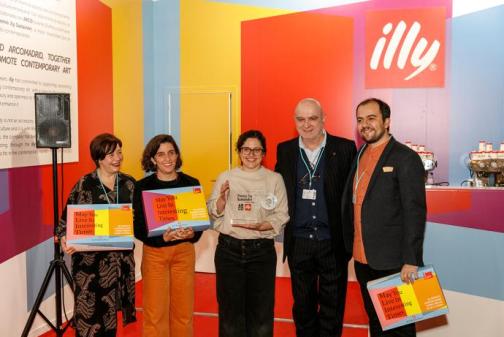 illy art award photo