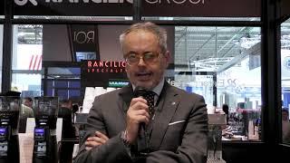 Ruggero Ferrari, CEO of Rancilio Group